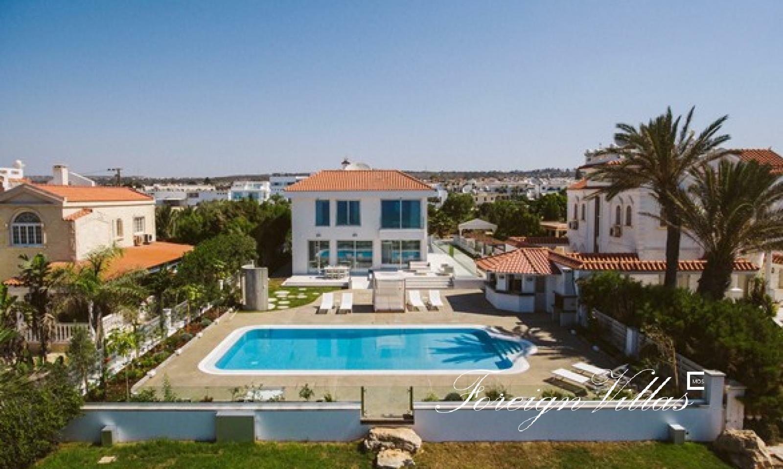 Снять виллу в айя напе недвижимость вид на жительство в черногории